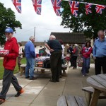 Wanstrow's Jubilee Picnic in The Park