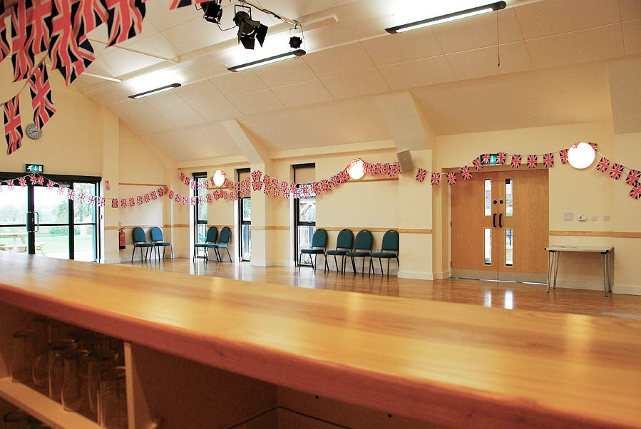 Wanstrow Village Hall Bar